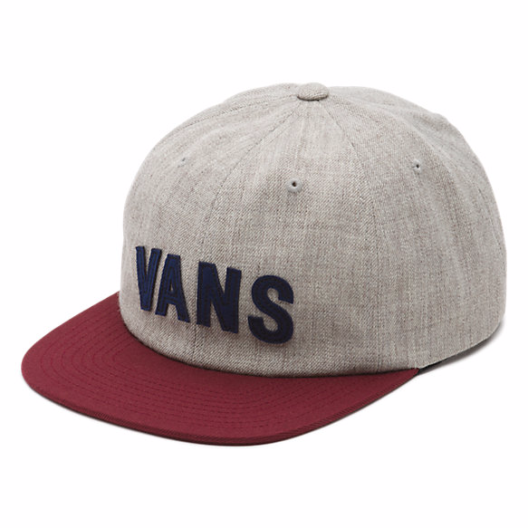 Vans TAG UNSTRUCTURED HAT - Hunter Cycling  - 3