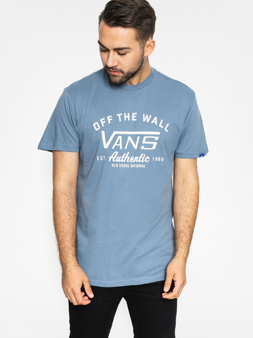 Vans DALTON T-SHIRT - Hunter Cycling  - 1