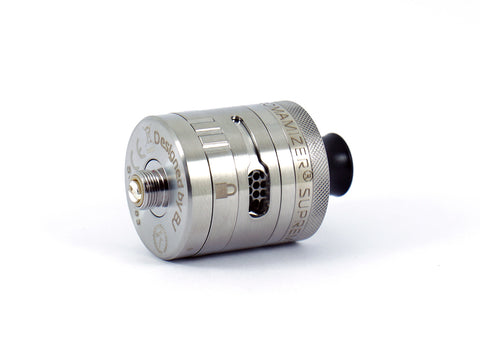 Aromamizer Supreme V2 25mm RDA + Optional Extension
