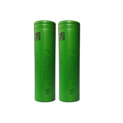Sony VTC6 30A 3000mAh 18650 Batteries