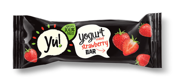 Strawberry yofrubar (3 x 30g bars)