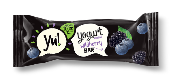 Wildberry yofrubar (3 x 30g bars)