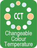 Changeable Colour Temperature