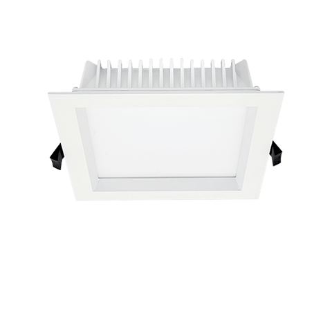 "DL11 6"" 25W Square LED Downlight"