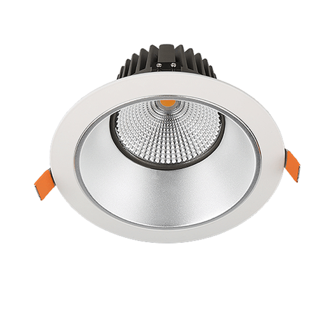 "dl14 6"" 25W led downlight for high ceiling"