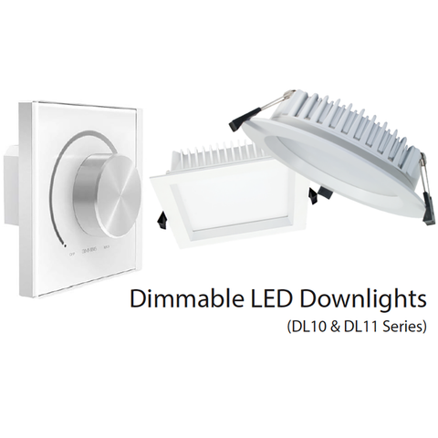 Dimmable LED Downlights