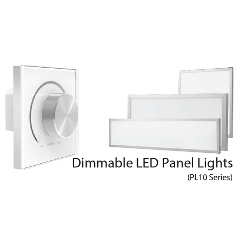 Dimmable LED Light Panels