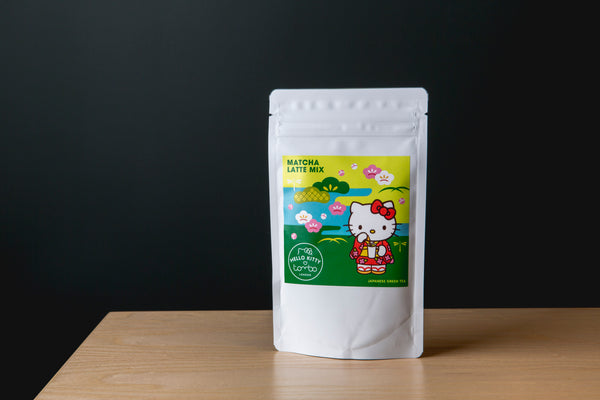 Hello Kitty x Tombo Matcha Latte Mix (Limited Edition)