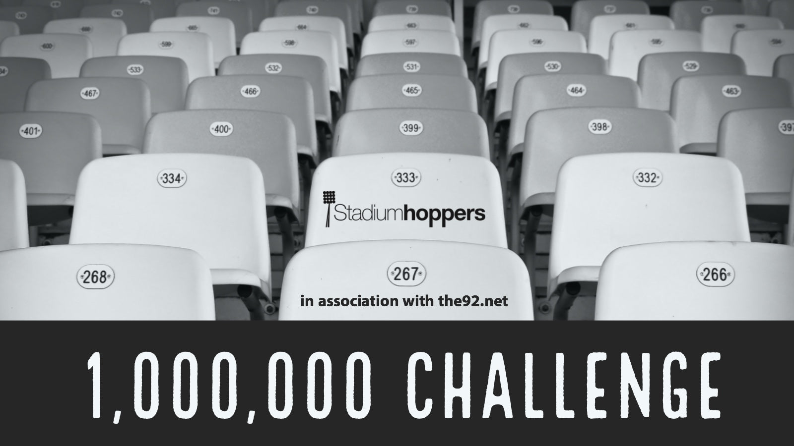 The 1,000,000 Seat Challenge to Rule Them All