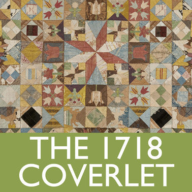 The 1718 Silk Coverlet