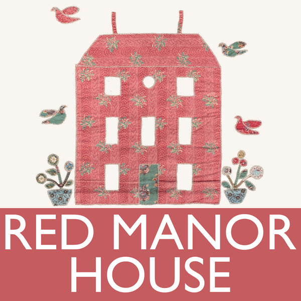 Red Manor House