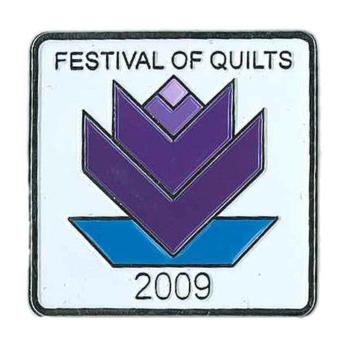 Festival of Quilts Badge