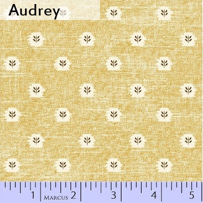 Devon County Fabric Fat Quarter