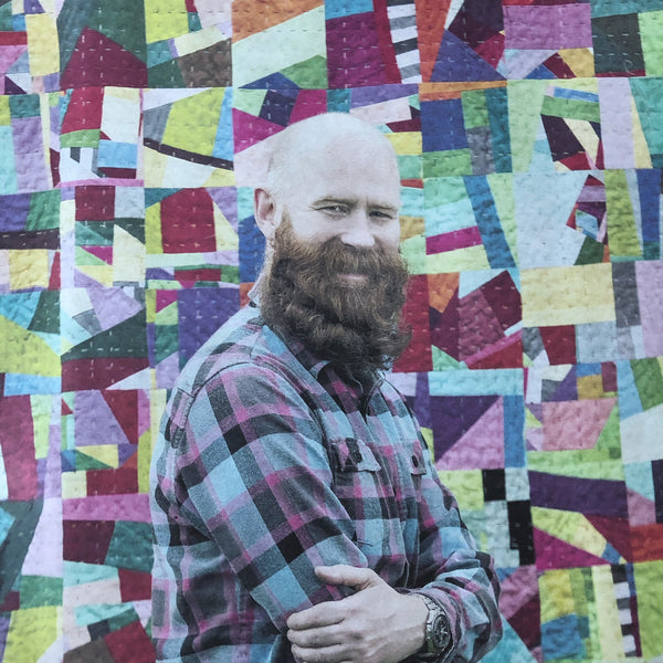 Quilters' Guild Virtual Conference 2021 - Live Lecture with Chris English - 'Keep warm, make a quilt!' at 11.30 am on 17/04/2021