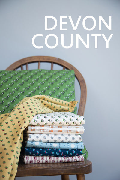 Devon County Fabric
