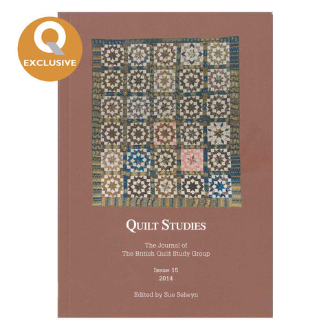 Quilt Studies Journal Issue 15