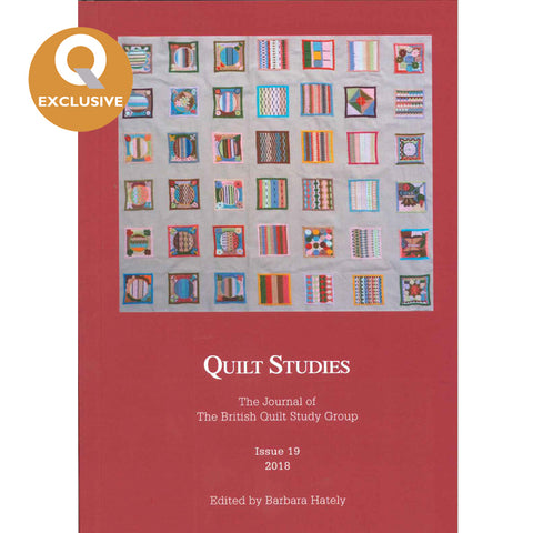 Quilt Studies Journal Issue 19