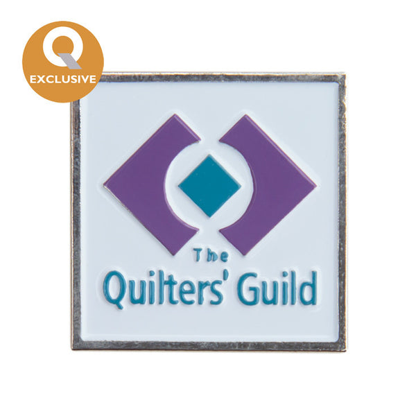 Quilters' Guild Badge