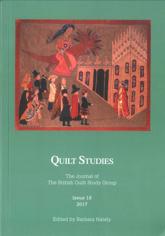 Quilt Studies Journal 18