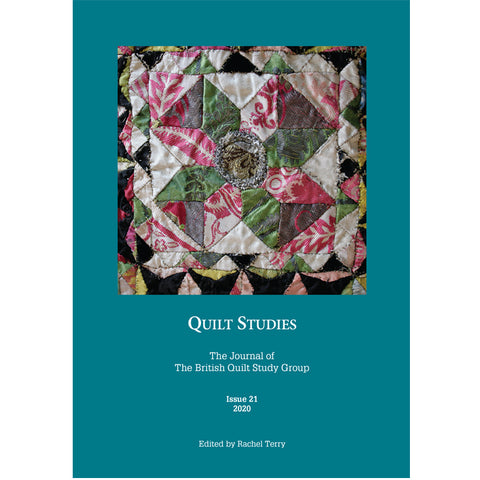Quilt Studies Journal 21
