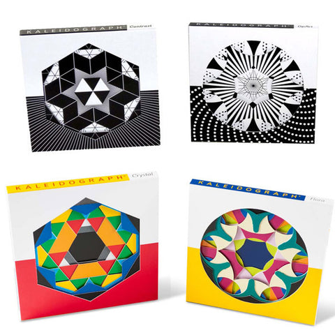 Kaleidograph Paper Design Toy