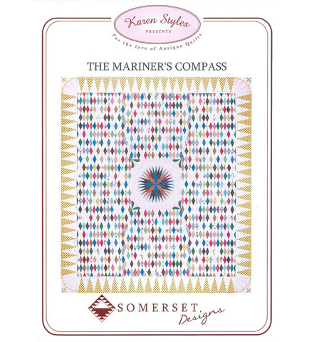 The Mariner's Compass Quilt Pattern