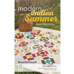 Modern Indian Summer Quilt Pattern