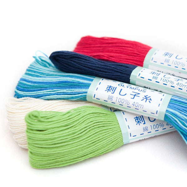 Sashiko cotton thread
