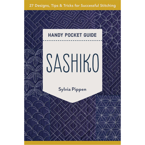 Sashiko Handy Pocket Guild