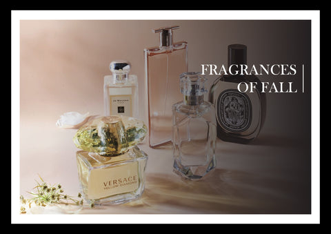 Fragrances of Fall - Montania's Fragrance Collection
