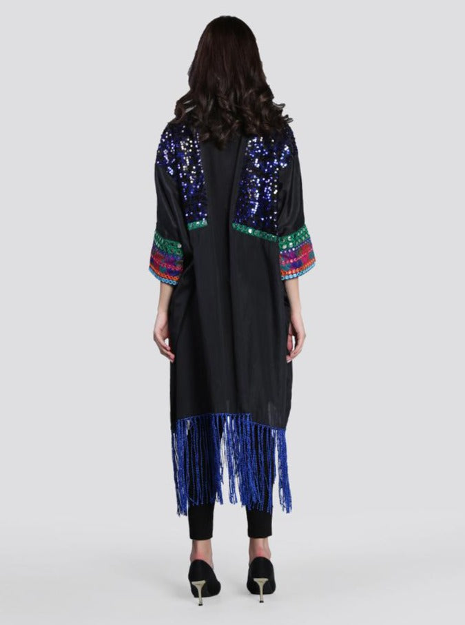 2011002-Luxurious Kaftans - Montania Shop