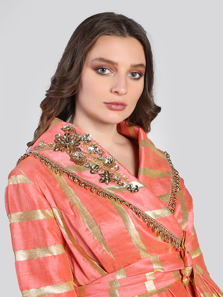 2054003-Fancy Luxurious Kaftans - Montania Shop