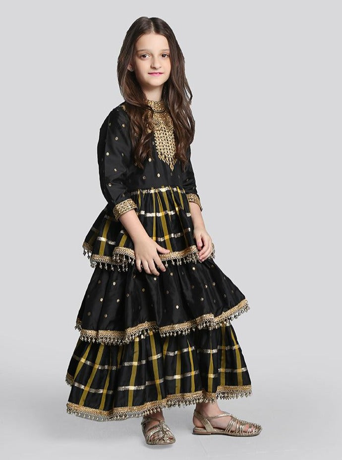 2136002-Girls Dress - Montania Shop