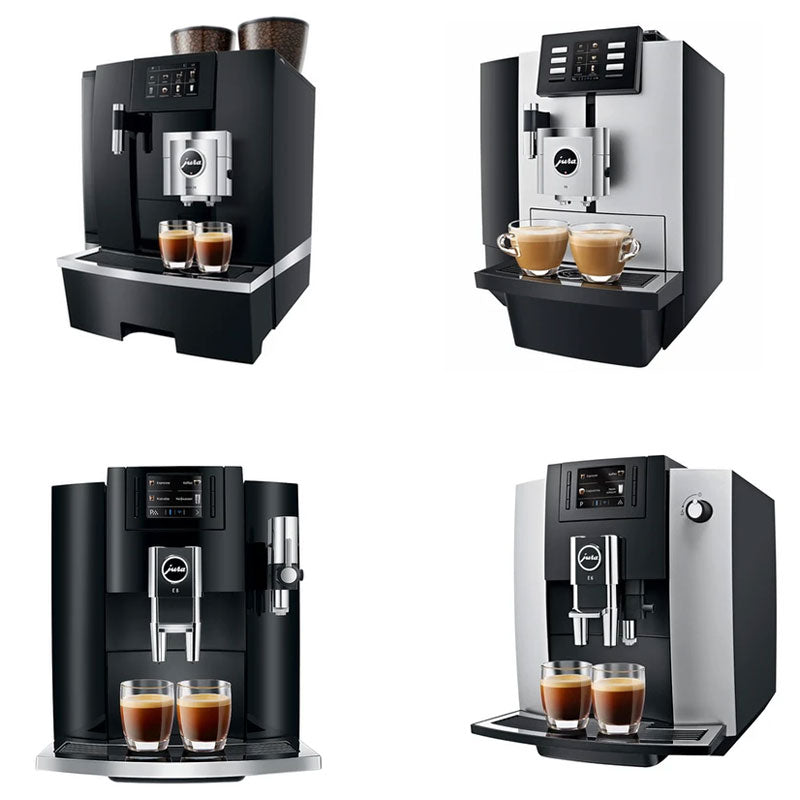 Bean to Cup(Automatic) Coffee Machines