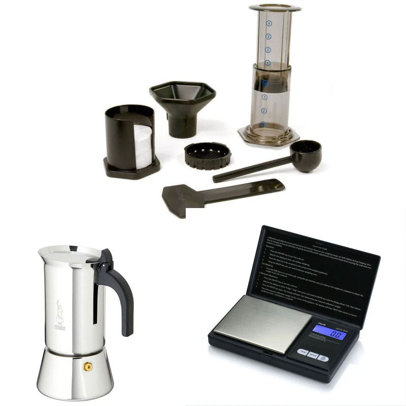 Manual Brewing Equipment