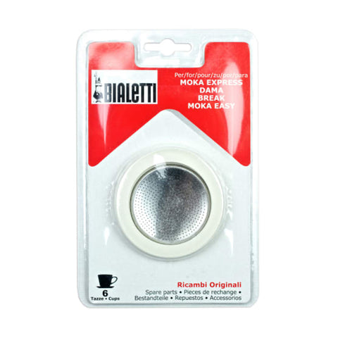 Bialetti Seal and filter kits