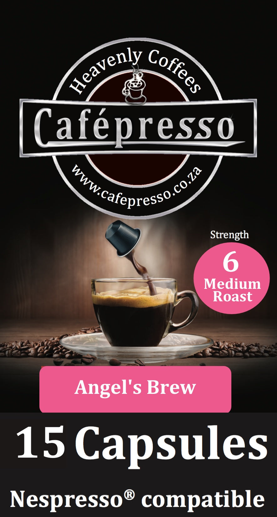 Angels Brew Capsules x15