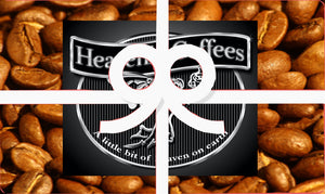 Heavenly Coffees Gift Card