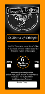 St.Abuna of Ethiopia Medium Roast