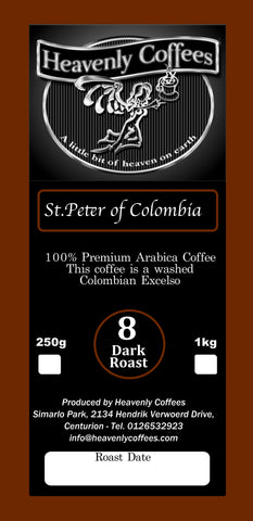 St. Peter of Colombia Dark Roast