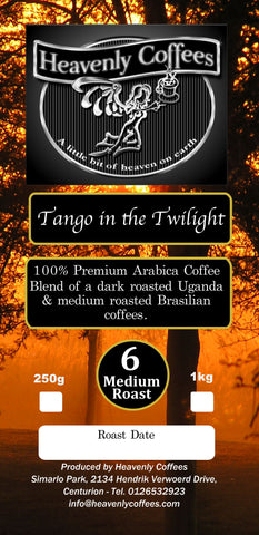 Tango in the Twilight Medium Roast