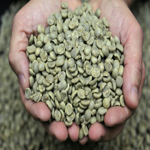 Ethiopian Sidamo Natural Process Green Coffee Beans