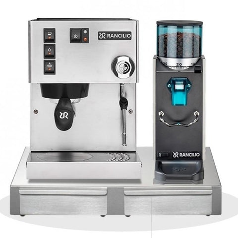 Rancilio Silvia V6 Combo Stainless steel