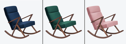 Retrostar Rocking Chair