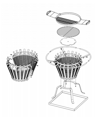 Fire Pit Specifications