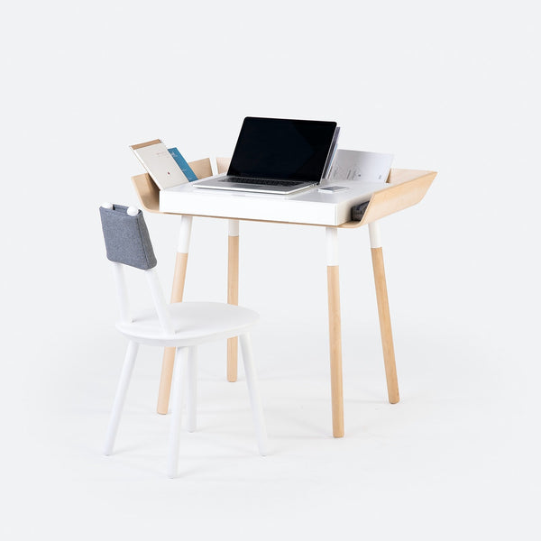 'My Writing Desk' Single Drawer in Birch - by Emko