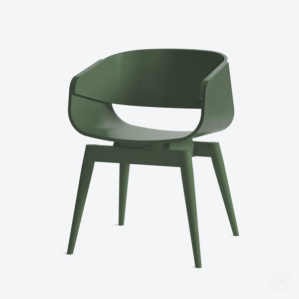 4th Armchair Colour - in Green By Almost Furniture-Primrose Homeware