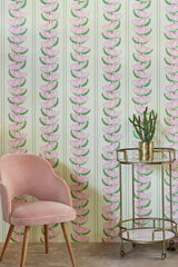 Watermelon Wallpaper | Pink & Green | Designer Wallpaper from 'Barneby Gates'