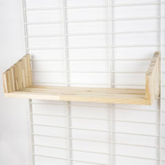 Fency 'Triple Pallet' Shelf | Tolhuijs Design