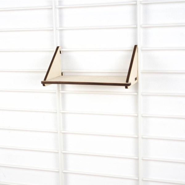 Fency 'Laser Cut Shelf' - Mini Double | Tolhuijs Design